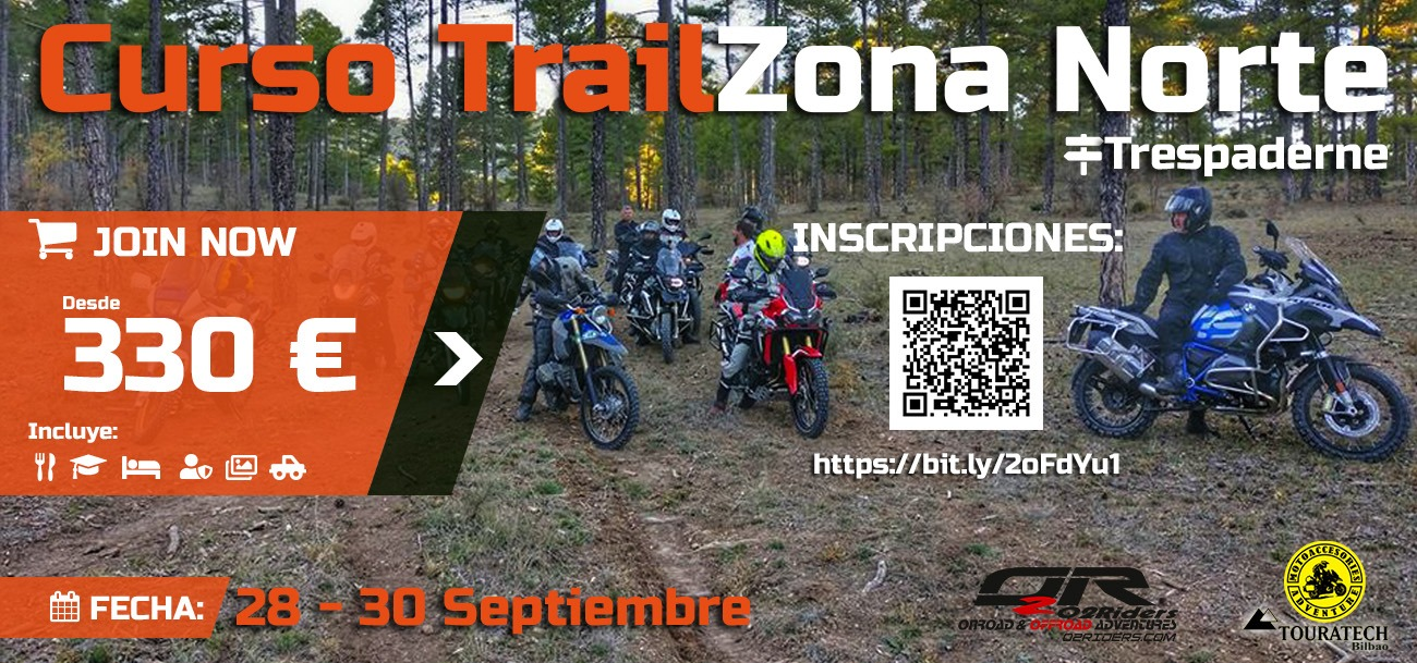 Curso Trail Zona Norte